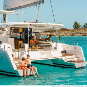 catamarano lagoon 42 Nadir