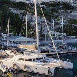 lagoon 500 Italycat
