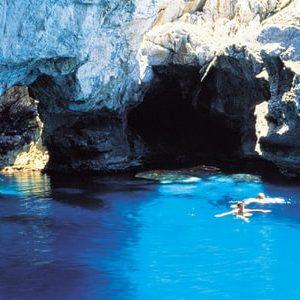 Catamarano isole Egadi
