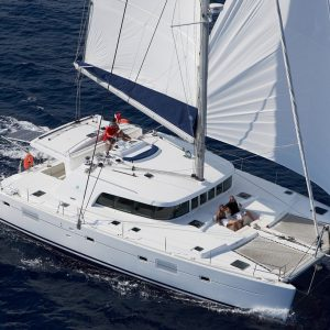 catamarano lagoon 500 Italycat
