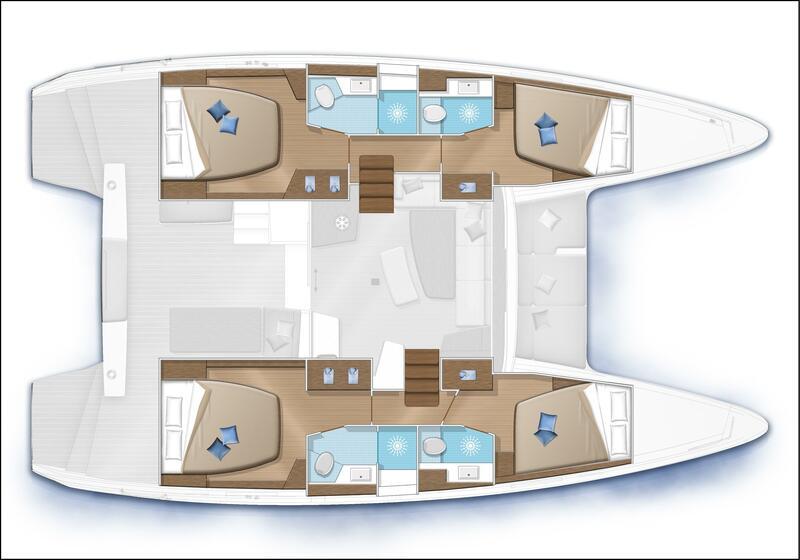 layout lagoon 42