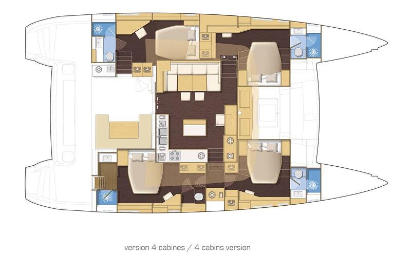 layout lagoon 560