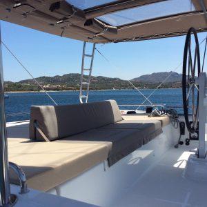 catamarano lagoon 52 F Mojito