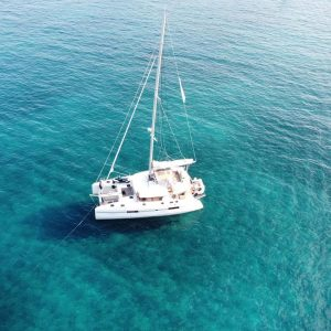 catamarano lagoon 52F Summertime