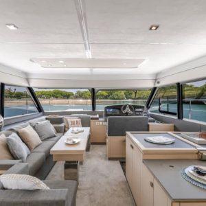 Motor yacht Fountain-Pajot 40 Beluga